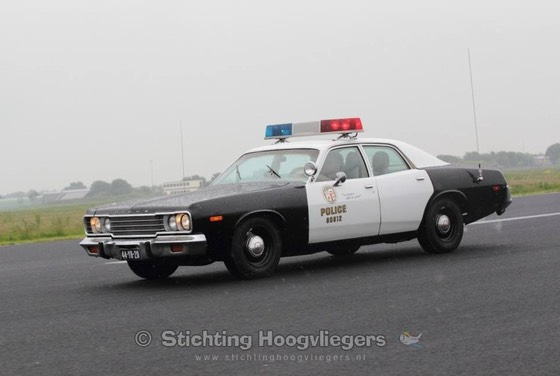 Lapd Dodge Coronet Police Vehicles Group Netherlands P D
