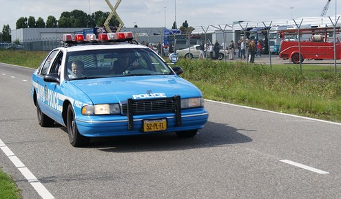 Nypd Chevrolet Caprice Police Vehicles Group Netherlands